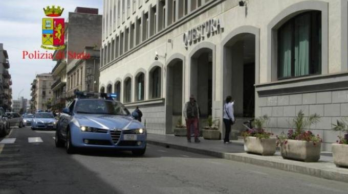 La Questura di Reggio Calabria