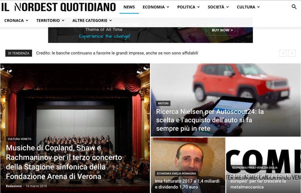 il NordEst Quotidiano
