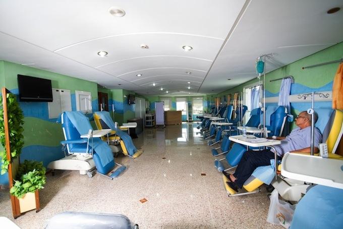 reparto chemioterapia