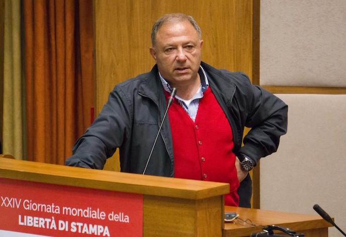 Michele Albanese, giornalista consigliere nazionale Fnsi responsabile per la legalità