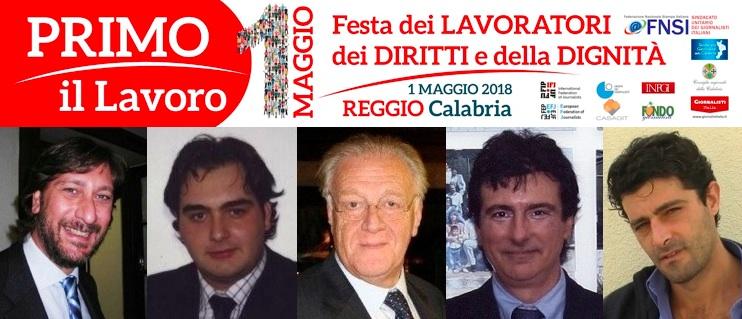 1 maggio Campania