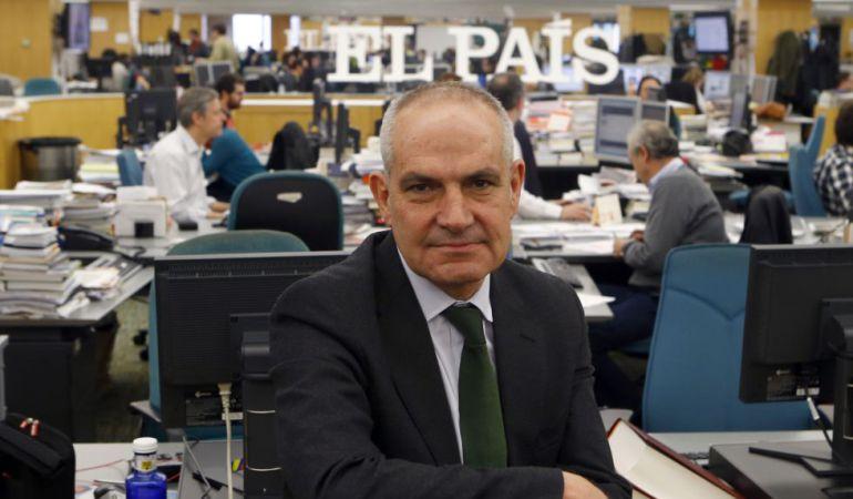 Antonio Caño Barranco, direttore del quotidiano spagnolo El Pais