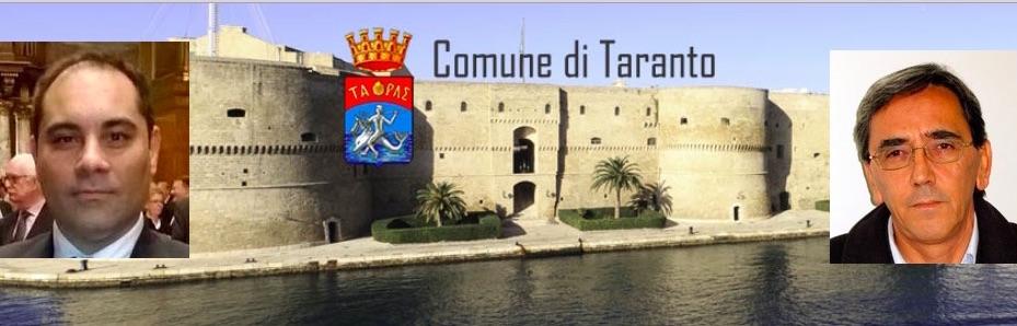 Il sindaco di Taranto