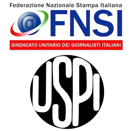 A Firenze per il contratto Fnsi-Uspi, una sfida vinta