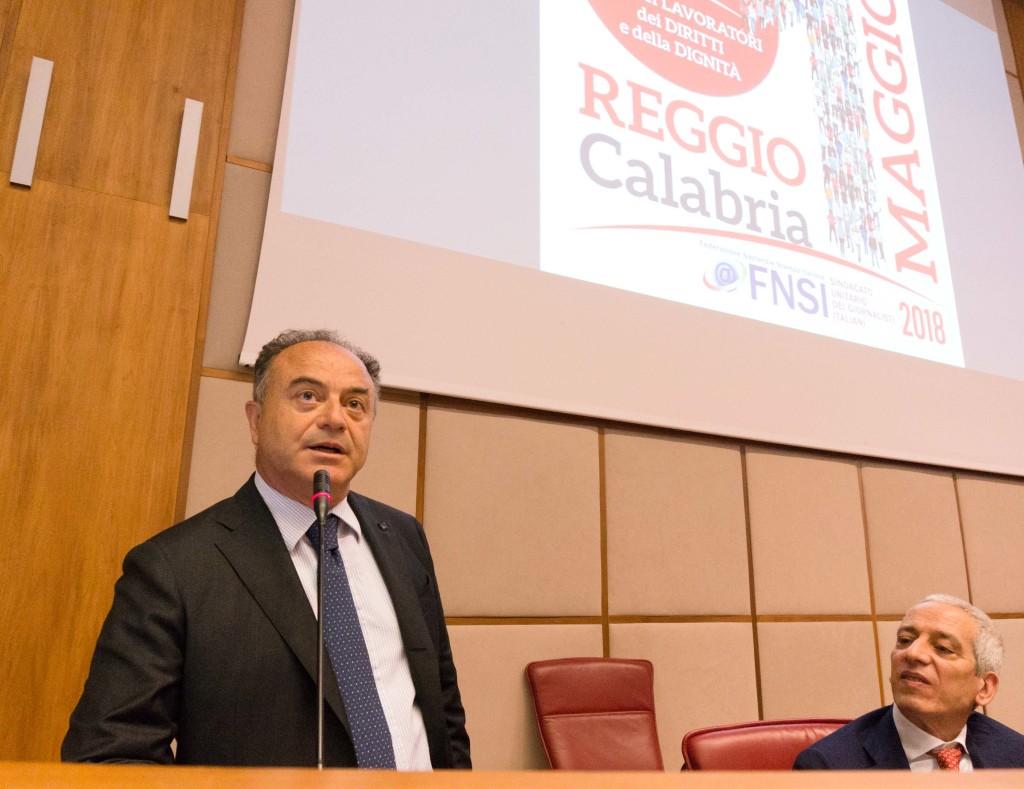 Nicola Gratteri (foto Marco Costantino)