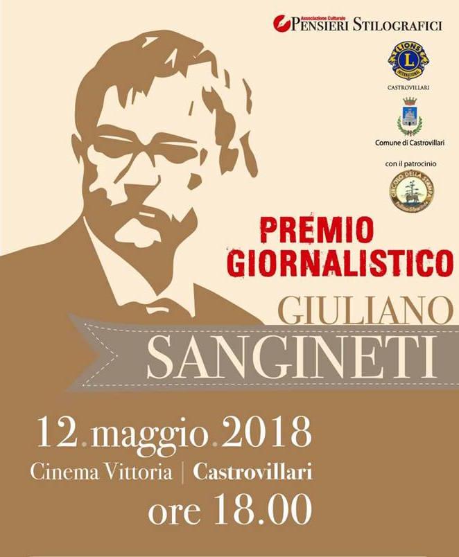 Premio Sangineti