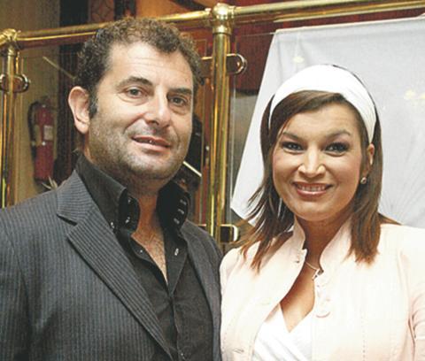 Stefano Calandrelli e Adriana Duran