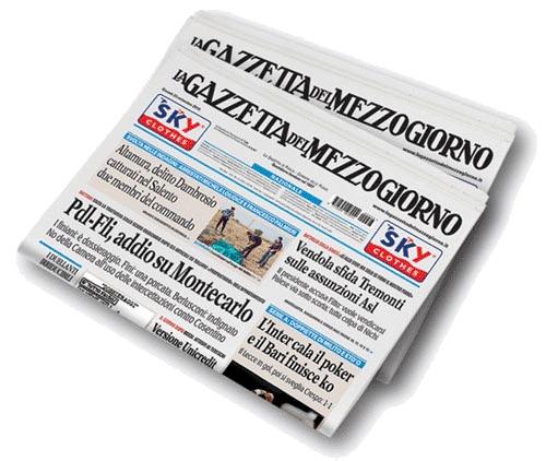 La Gazzetta del Mezzogiorno: cosa si può fare