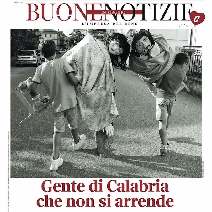 Calabria, le Buone Notizie che non t'aspetti