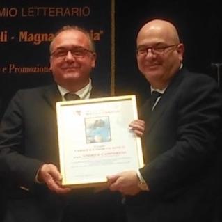 Andrea Camporese cittadino della Calabria