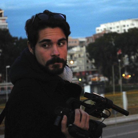 Aggredito il giornalista Valerio Lo Muzio